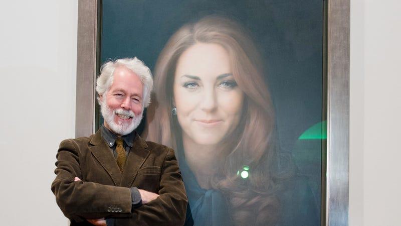 Illustration for article titled Kate Middleton Portrait Artist Butthurt Over Criticism