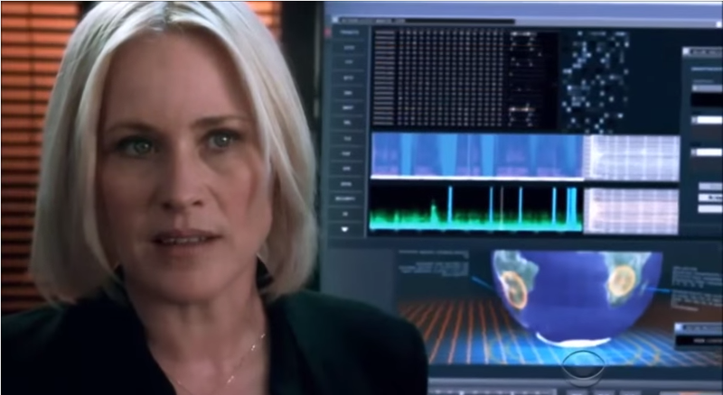 Illustration for article titled CSI: Cyber Is an Incoherent Techno-Paranoid Diaper (In a Good Way)