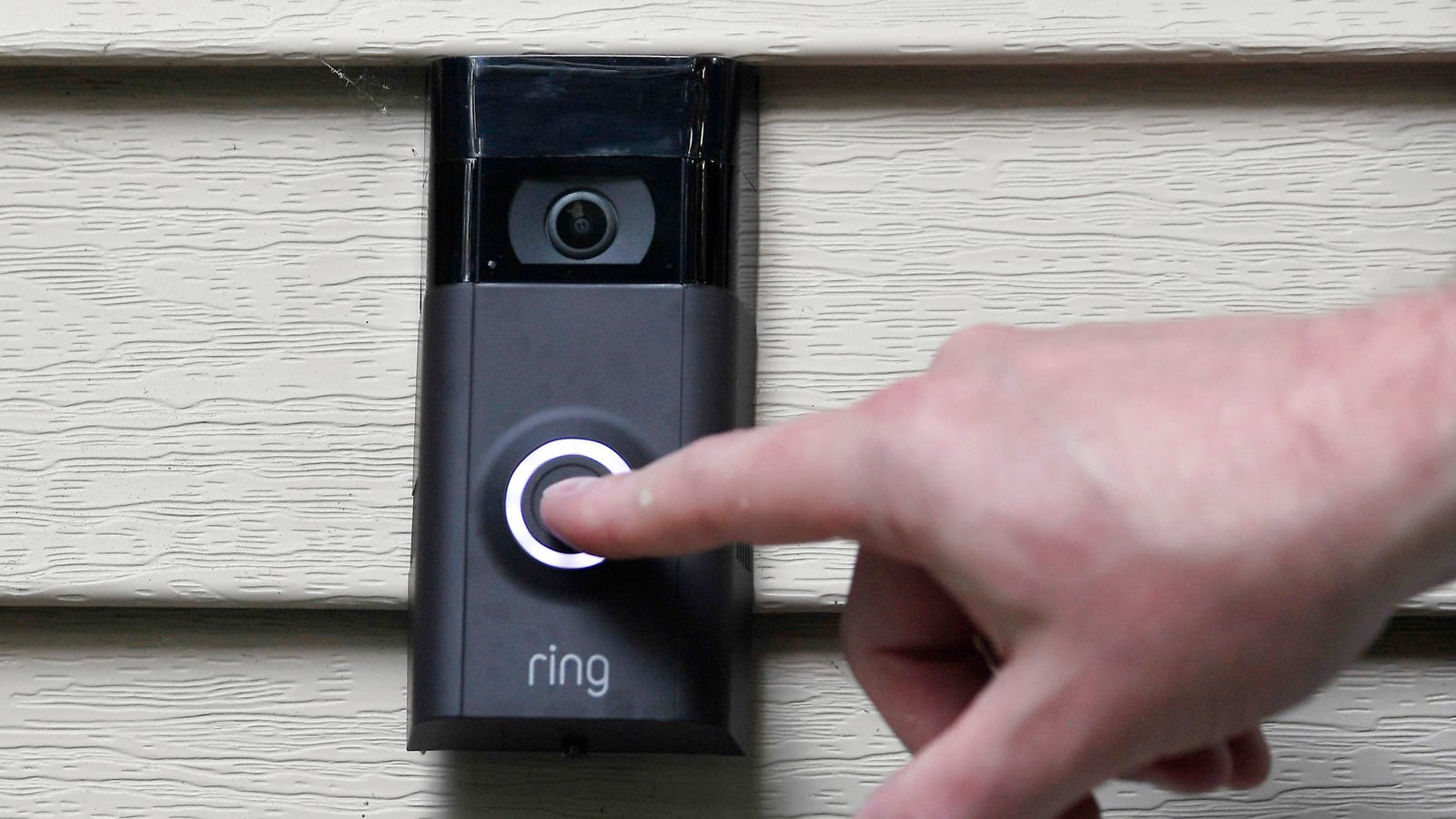 Everything Cops Say About Amazon's Ring Is Scripted or Approved by Ring