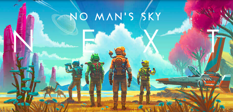 Illustration for article titled No Man's SkyIs Getting Full Multiplayer