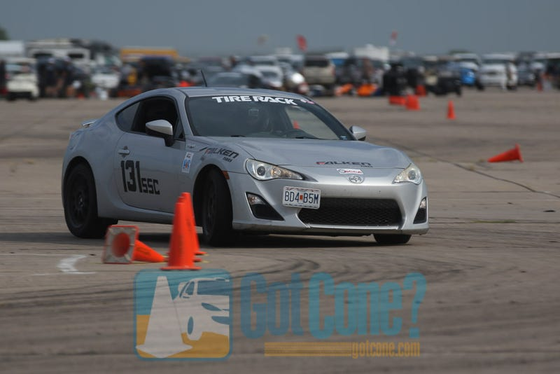 Illustration for article titled SSC FR-S @ Solo Nationals