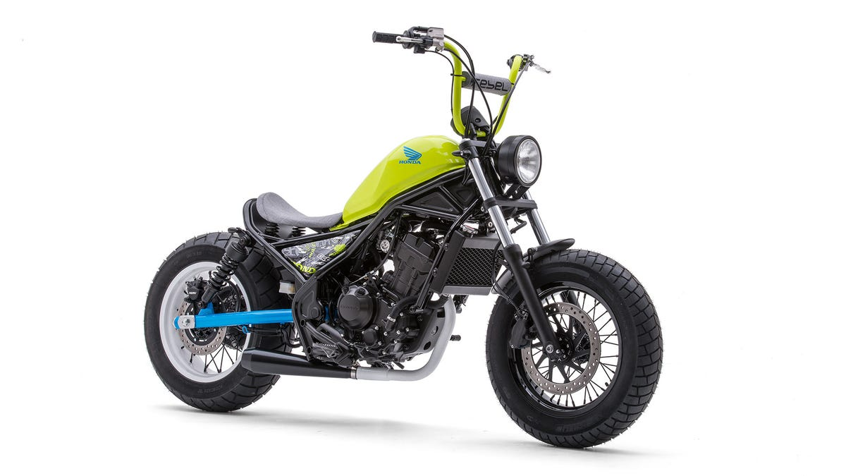 Make Your Motorcycle One-of-A-Kind With These Customization