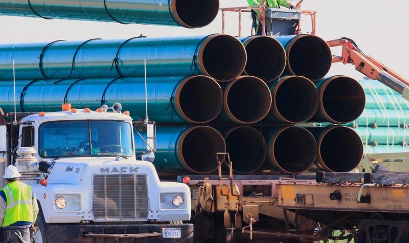 Energy Transfer sues