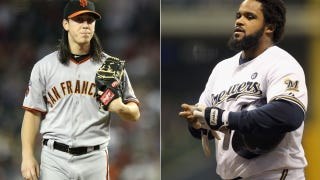 Illustration for article titled Prince Fielder And Tim Lincecum Want Long-Term Deals, Andrew Bailey Is Thinking Music, And More From Around The Hot Stove