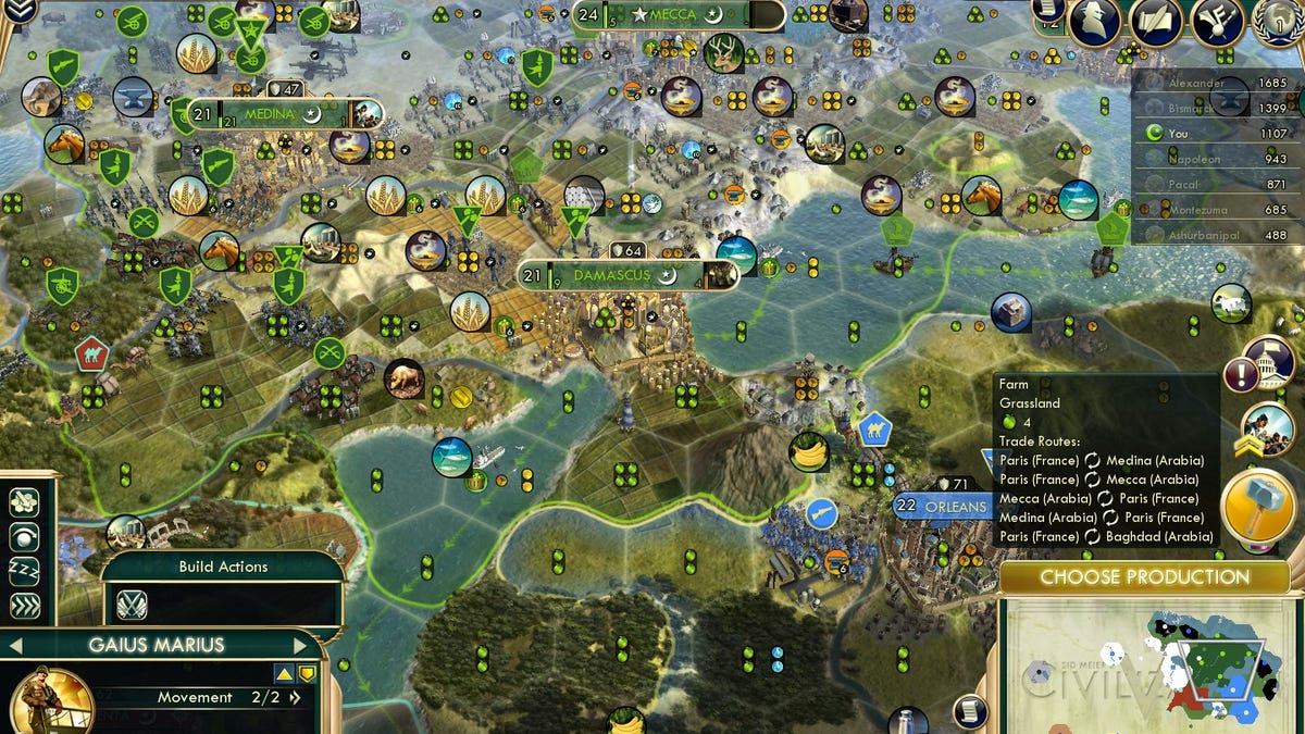 The Quaint Obsession With Civilization's Canals