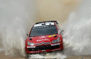 Illustration for article titled 2007 Corona Rally Mexico, Leg One