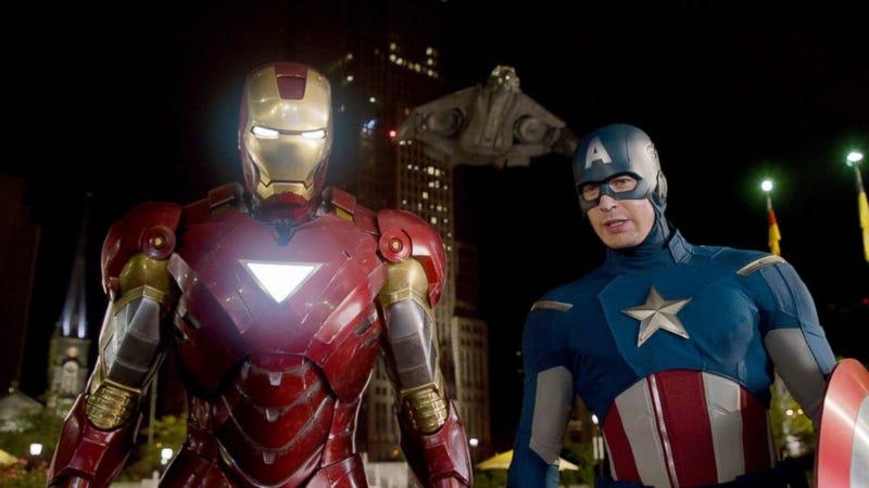 Illustration for article titled Un superhéroe más se une a Captain America: Civil War