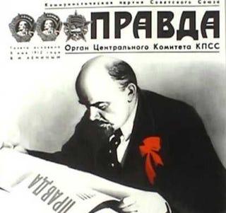 Illustration for article titled Nyilvánvaló az összefüggés a Pravda szerint