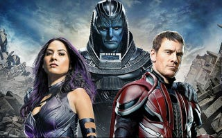 Illustration for article titled Apocalypse, Psylocke and More Revealed In First X-Men Apocalypse Photos