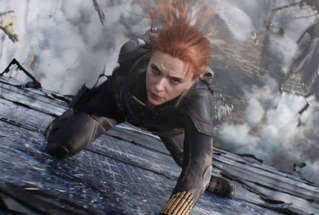 Black Widow is a Good Film, but It Has Flaws That Need Addressing