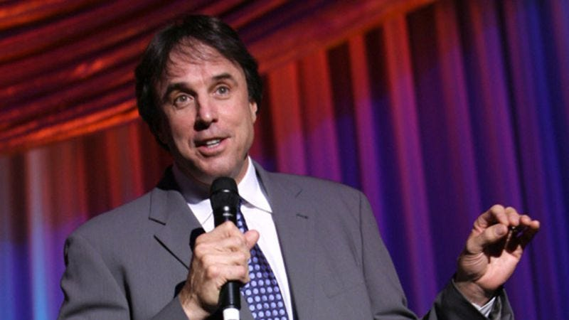 Illustration for article titled Kevin Nealon may star in an NBC comedy