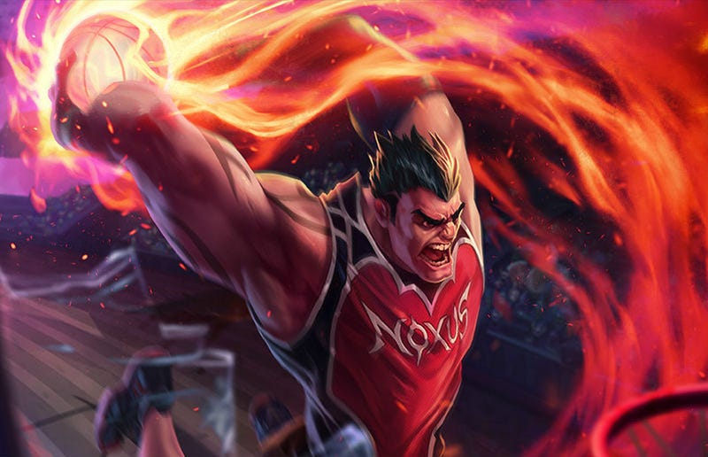 Illustration for article titled The Pentakill That Won The Latest League Of Legends World Championship Game