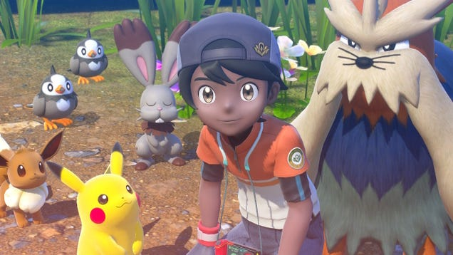 New Pokémon Snap Makes a Case for Giving Up Battles