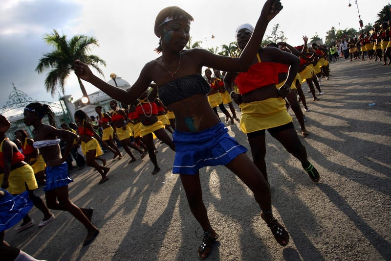 Carnival returns to Haiti. (Getty)