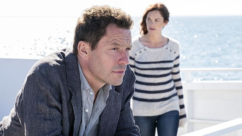 Illustration for article titled The Affair brings Noah and Alison back together again for some reason