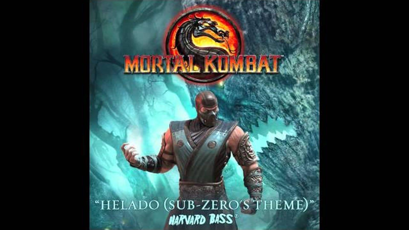 The New Mortal Kombat Spawns A New Electronic Album