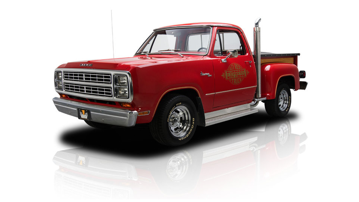 A Legal Loophole Once Made America's Fastest Car A Ridiculous Truck