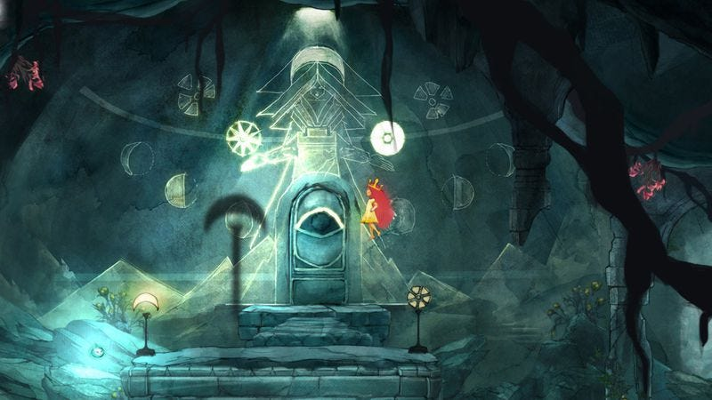8beb49998bd Illustration for article titled Child Of Light s coming-of-age tale finds  triumph in