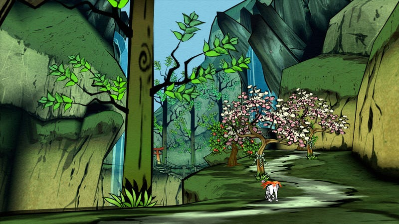 Illustration for article titled Ten Years Later, Okami Is Still Great