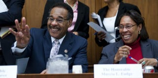 CBC Chair Emanuel Cleaver (Bill Clark/Roll Call/Getty Images)