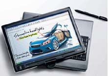 Illustration for article titled ASUSTeK Launches Ultra-Secure Laptops