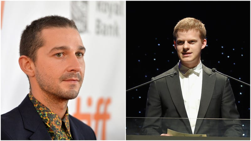 Illustration for article titled Lady Bird's Lucas Hedges cast opposite Shia LaBeouf in the role of a lifetime: Shia LaBeouf