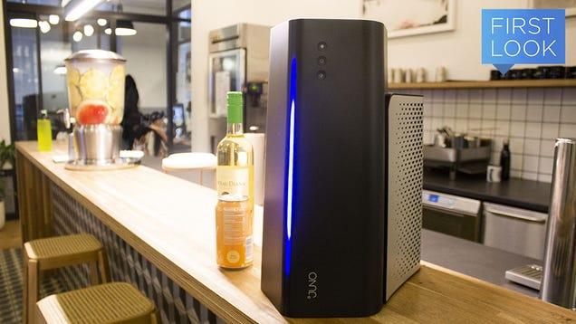 Matrix s Juno Uses Thermoelectrics to Cool Down Even the Hottest Drinks Fast