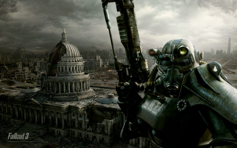 Illustration for article titled Si compras Fallout 4 para Xbox One, Fallout 3 te saldrá gratis
