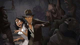 Illustration for article titled What if Indiana Jones continued his adventures in an animated series?