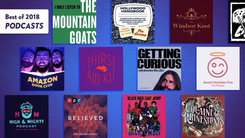 The Av Clubs 2018 Podcast Superlatives