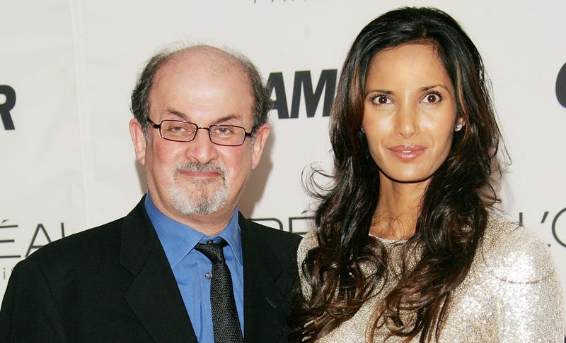 Illustration for article titled Padma Lakshmi Says Ex Salman Rushdie Called Her 'A Bad Investment' Because of Her Endometriosis