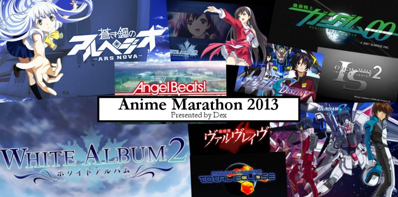 Illustration for article titled Anime Marathon Recap: December
