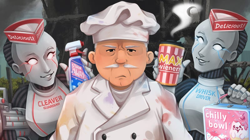 Illustration for article titled Cook, Serve, Delicious 3 Takes The Intense Restaurant Sim On The Road
