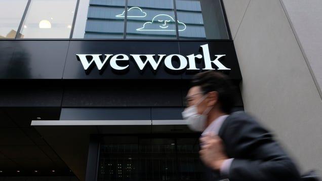 WeWork ReWorked