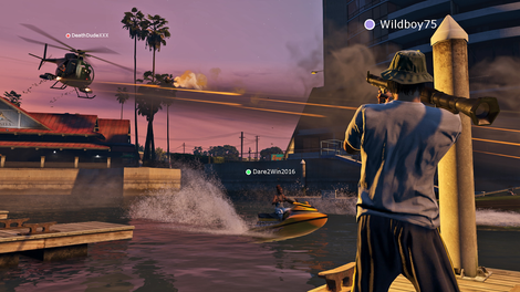 GTA Online Players Are Using Drones To Stop Trolls