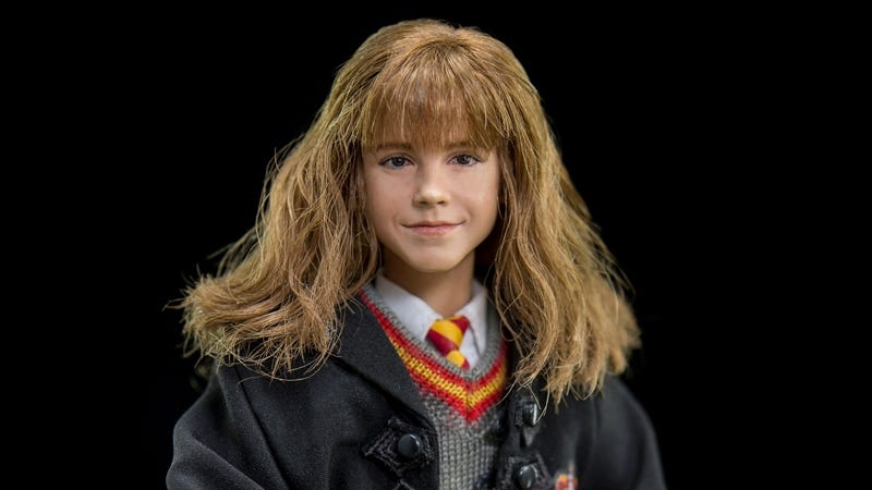 Illustration for article titled Only Magic Could Make This Hermione Granger Figure So Lifelike
