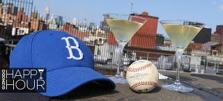 Illustration for article titled Start the Season With This Historic Cocktail From Baseball's Heyday