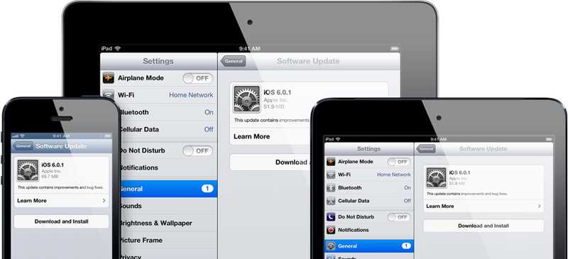 Illustration for article titled Microsoft propone bloquear a los usuarios de iOS 6.1 en Exchange