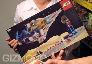 Illustration for article titled Reminder: Lego's Secret Vault Holding Every Set Ever Made