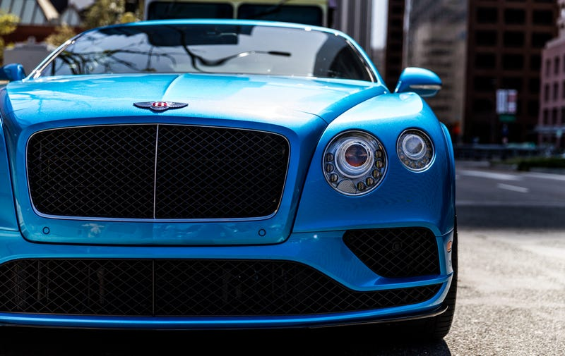 Illustration for article titled What Do You Want To Know About The 2017 Bentley Continental GT?