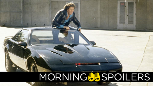 80s Classic Knight Rider Will Ride Again With Help From James Wan