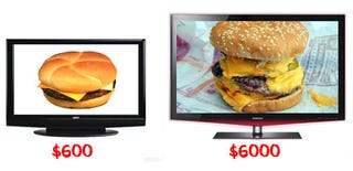 Illustration for article titled Giz Explains: The Difference Between a $600 TV and a $6000 TV