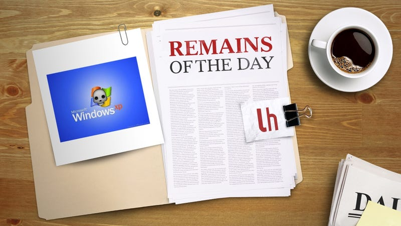 Illustration for article titled Remains of the Day: Google Chrome Drops Support for Windows XP