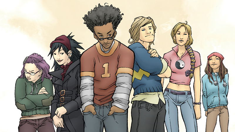Illustration for article titled Here Are the Stars of Marvel's RunawaysTV Show