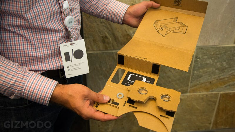 How to Turn Your Android into a Virtual Reality Device?