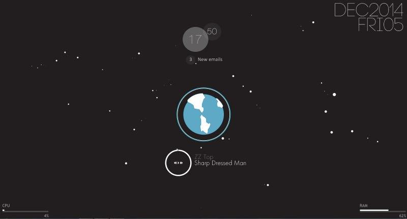 Illustration for article titled The High Orbit Desktop