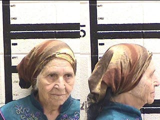 Martha Al-Bishara, 87, was tased by officers in Chatsworth, Ga., on Aug. 10