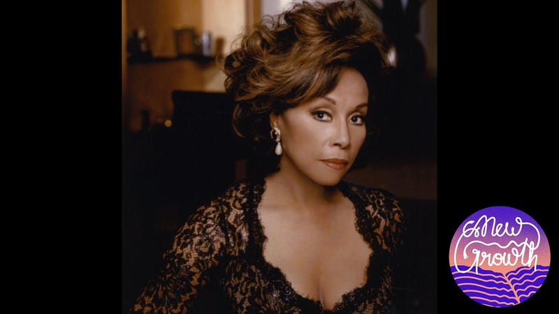 Courtesy of Diahann Carroll; photo illustration by Chelsea Beck/GMG