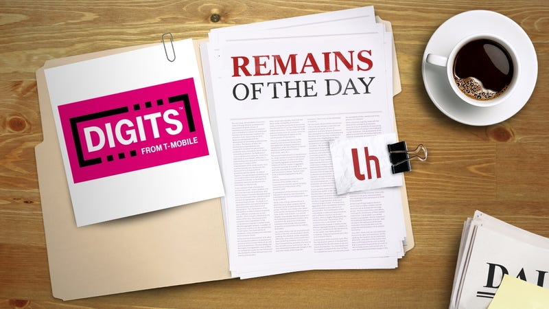 Illustration for article titled Remains of the Day: T-Mobile's New Service Lets You Use One Phone Number on Multiple Devices