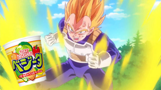 Illustration for article titled Where Dragon Ball and Instant Noodles Meet